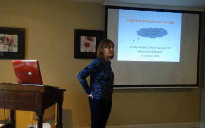 Cognitive Behaviour Therapy in Speech & Language Therapy